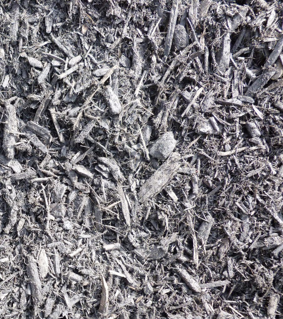 Dyed-Black-Mulch