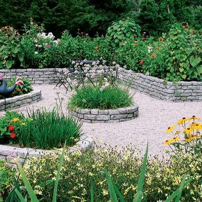 Rock Lock Garden